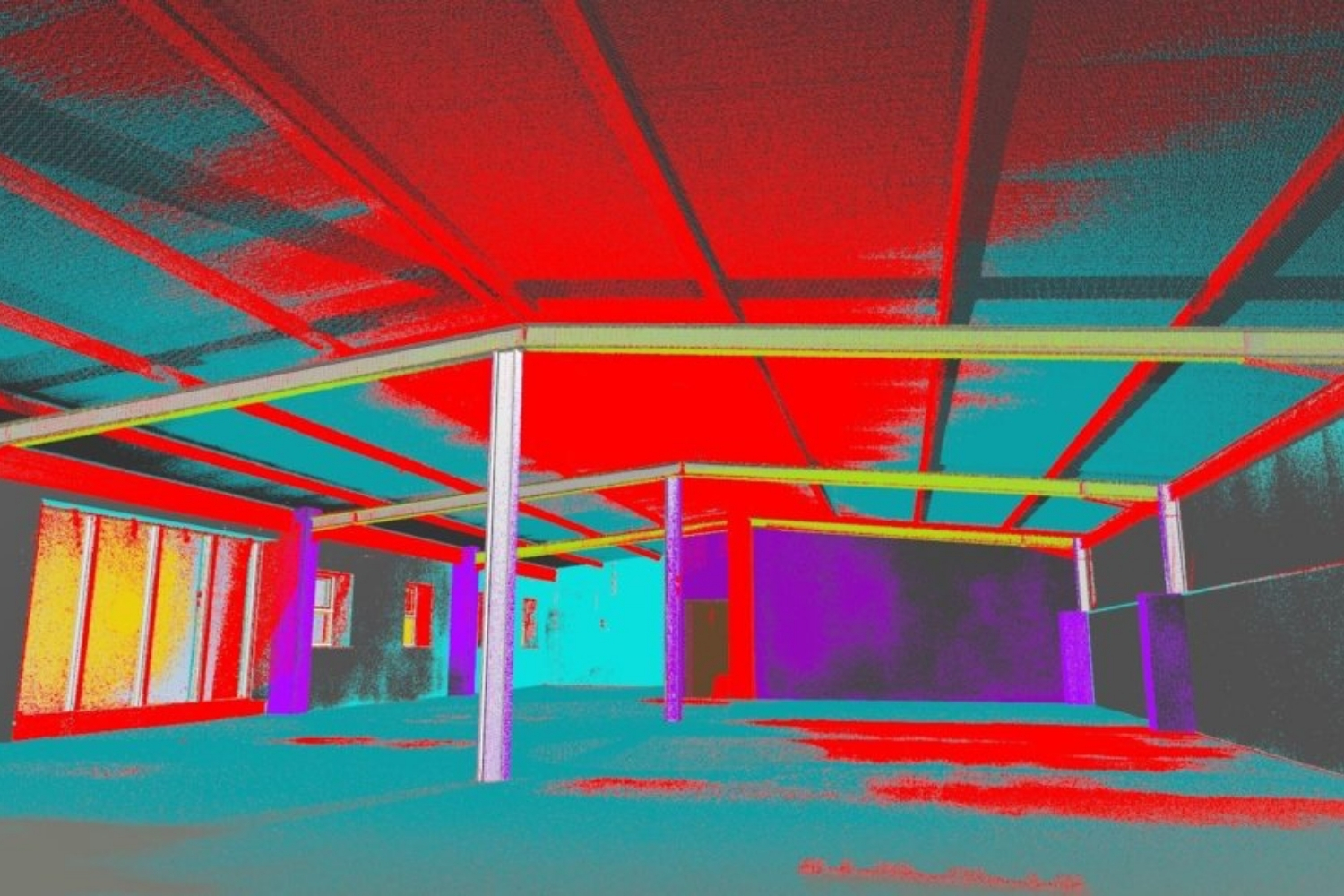 Model Validation for Scan to BIM Projects